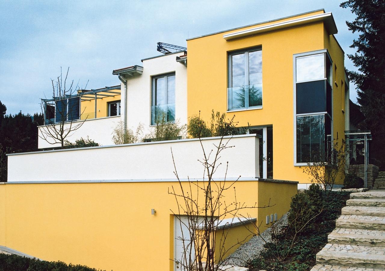 So gestalten Sie Ihre Traumfassade - Farben Baumann GmbH